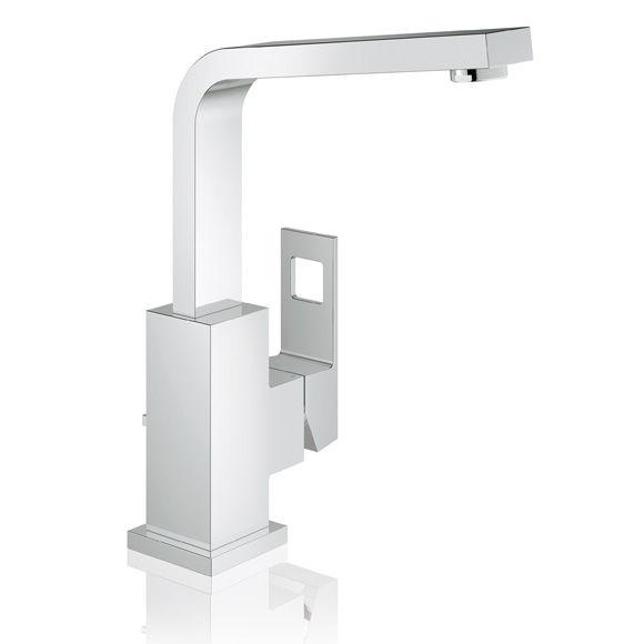 Mitigeur lavabo Grohe Eurocube bec moulé haut 23135000