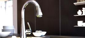 Robinet de salle de bain