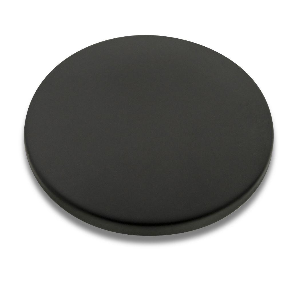 Siphon de lavabo en laiton design noir